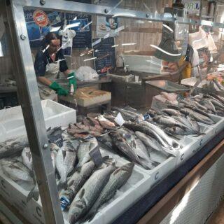 Dolac Fishmonger