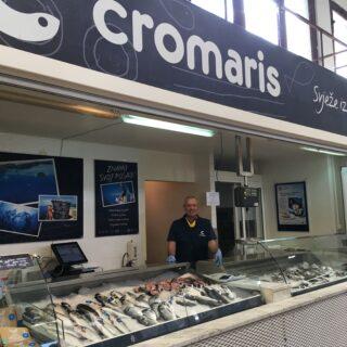 Zadar Fishmonger